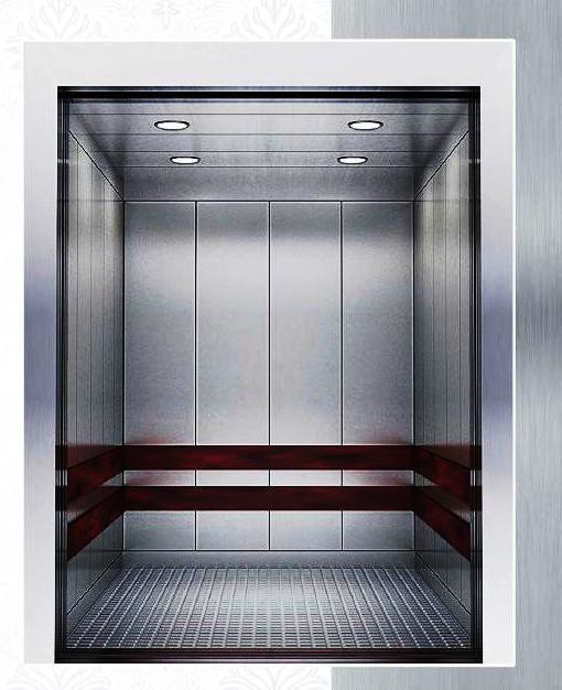 Один из грузовых лифтов компании Элеватор