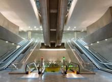 Подземные эскалаторы