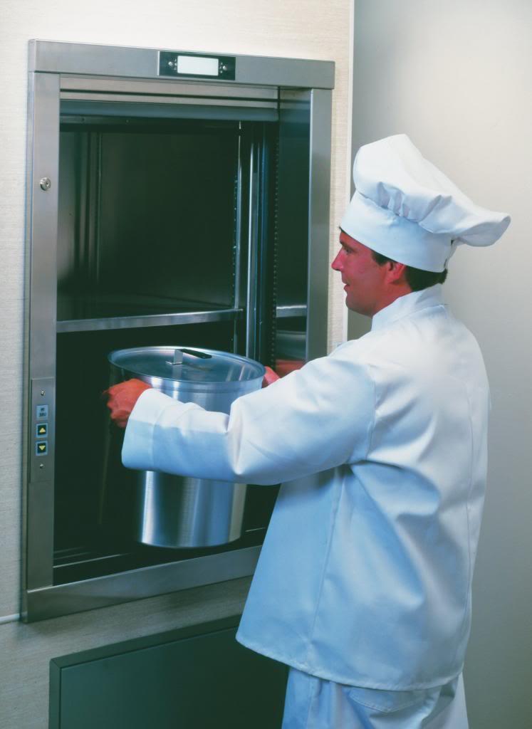 лифт для кухни