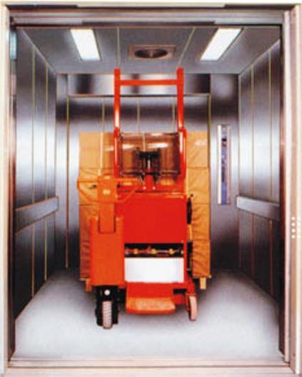 Фото лифта для перевозки грузов