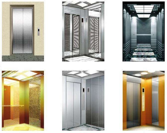 виды пассажирских лифтов