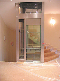 лифт для малоэтажных домов