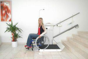 инвалидный лифт