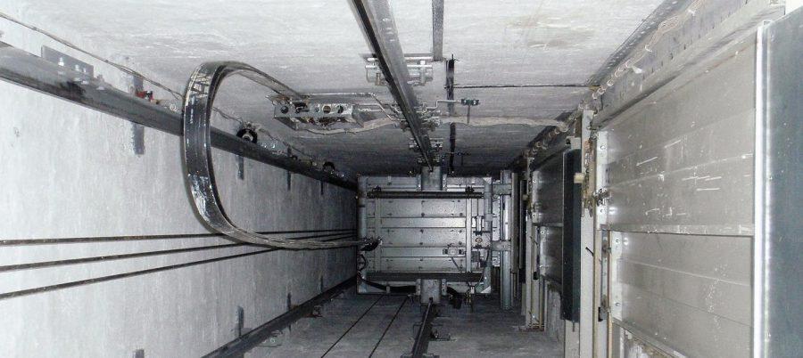 устройство лифта