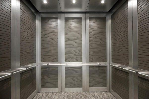 кабина лифта
