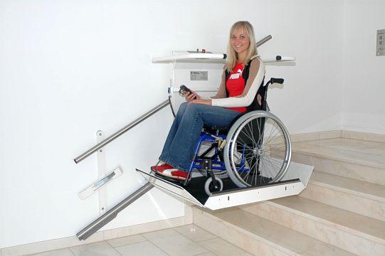 лифт для инвалида