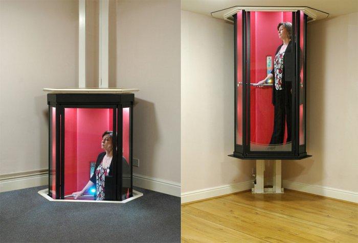 лифт в коттедж