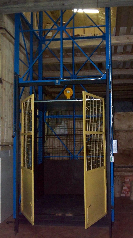 шахтовый лифт
