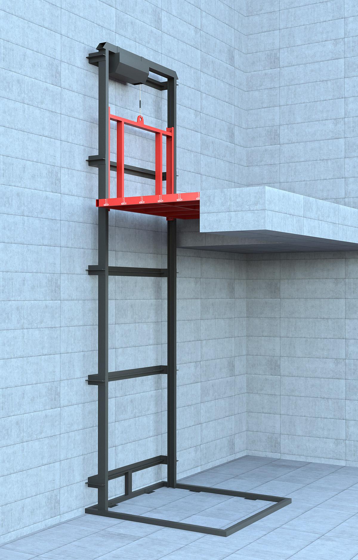 лифт мачтовый
