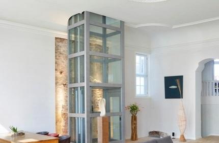лифт в частом доме