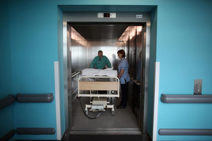 медицинский лифт