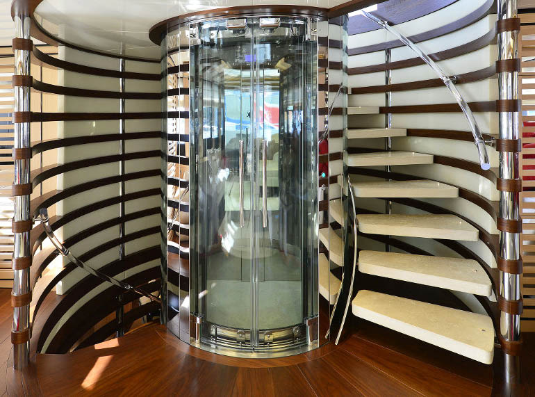 как выбрать коттеджный лифт