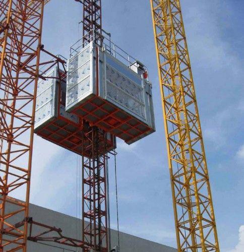 Области применения грузовых лифтов