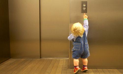 Что должны знать дети при эксплуатации лифтом?