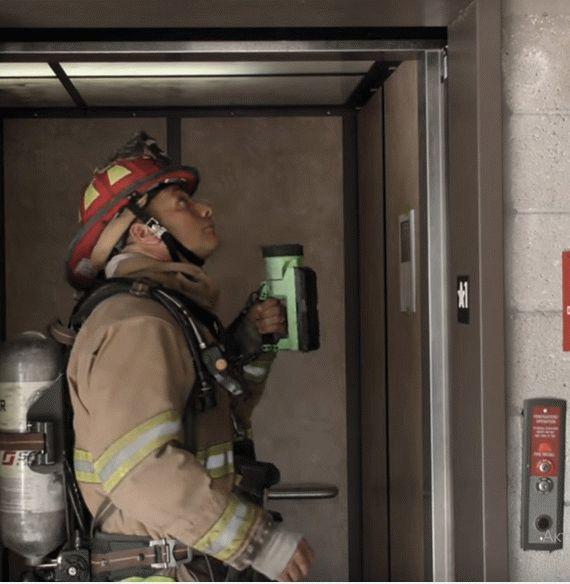 Лифт для пожарных